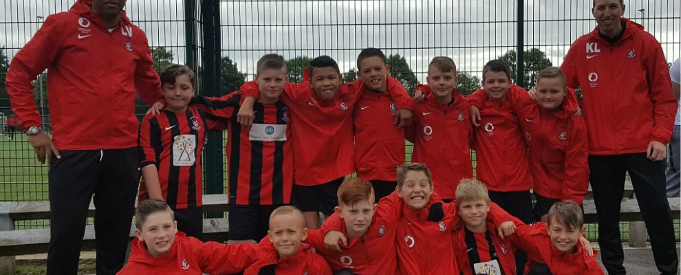 Under 11s Reds  Match report vs. West End (6th January 2018)