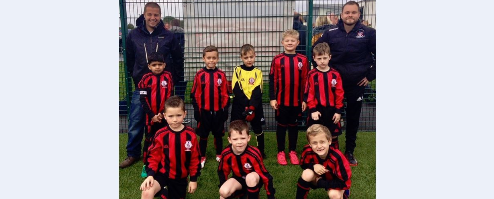 U8 Blacks review for October