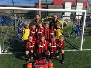 Under 10s Red (Yr 5)