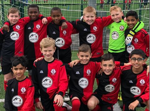 U11 Blacks (Year 6)