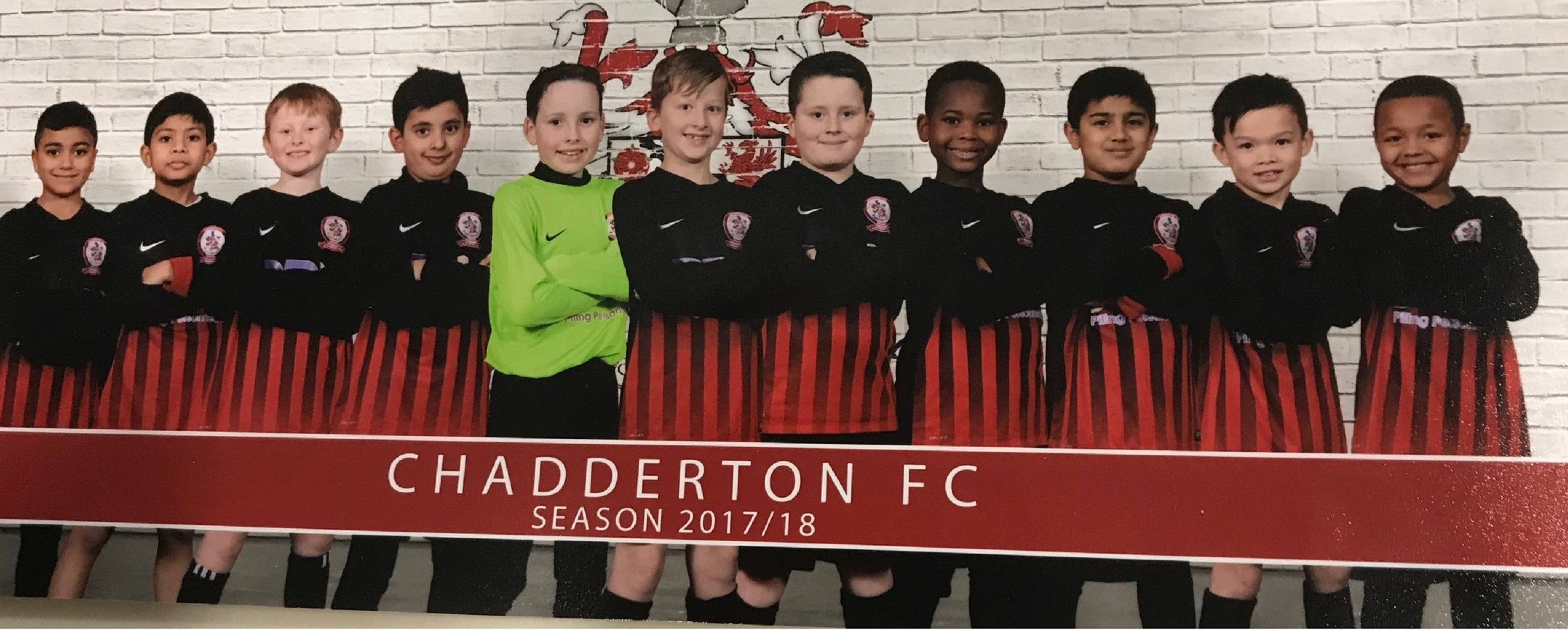 U10 Stripes v Hattersley Reds